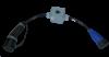 Bild von Adapter Typ 2 (Infrastruktur) auf T23 mit Unterbrecher