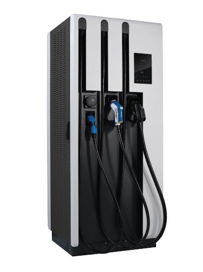 Bild von EVTEC espresso&charge 150kW Schnellladestation