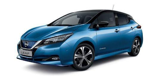 Bild von Nissan Leaf ZE1