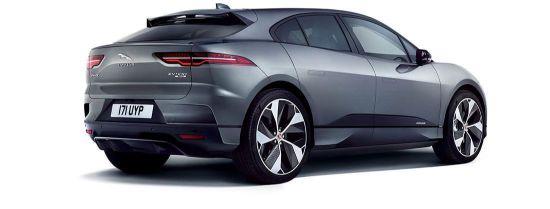 Bild von Jaguar I-Pace