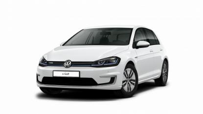 Bild von Volkswagen e-Golf 2017