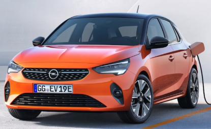 Bild von Opel Corsa-e