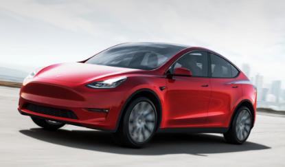 Bild von Tesla Model Y