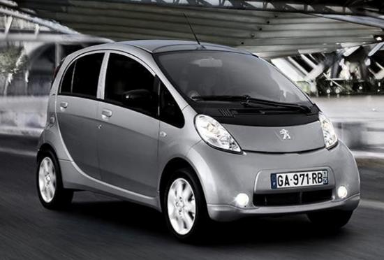 Bild von Peugeot iON