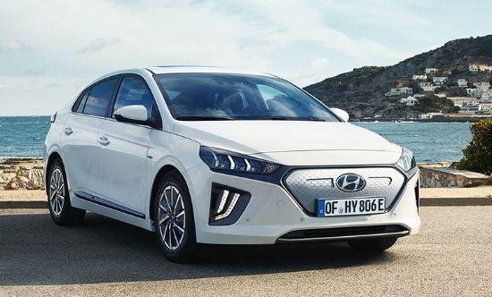 Bild von Hyundai IONIQ electric (2019)