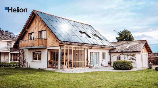 Bild von Ihre eigene Solaranlage mit Helion