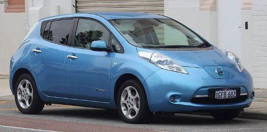 Bild von Nissan Leaf ZE0 24kWh