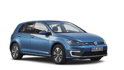Bild von Volkswagen e-Golf 2014