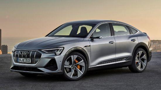 Bild von Audi e-tron Sportback 55
