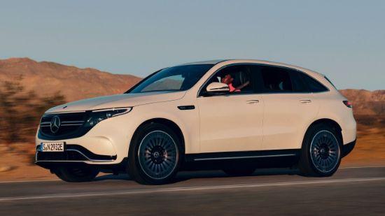 Bild von Mercedes-Benz EQC