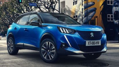 Bild von Peugeot e-2008