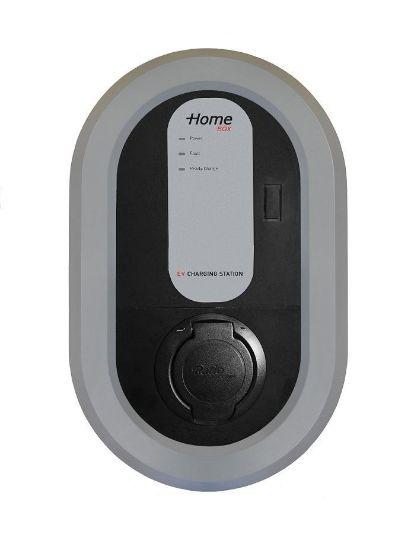 Bild von HomeBox 3.7 / 7.4 kW Typ 2 Buchse