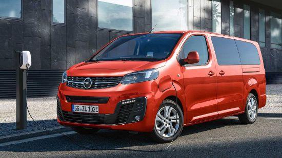Bild von Opel Zafira-e