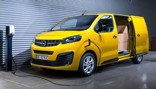 Bild von Opel Vivaro-e