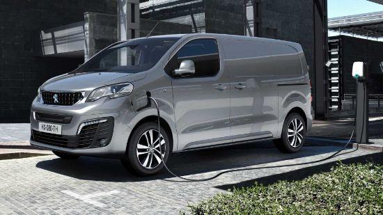 Bild von Peugeot e-Expert