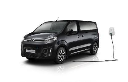 Bild von Citroën ë-Spacetourer