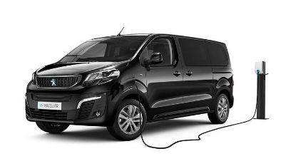 Bild von Peugeot e-Traveller