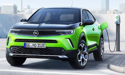 Bild von Opel Mokka-e