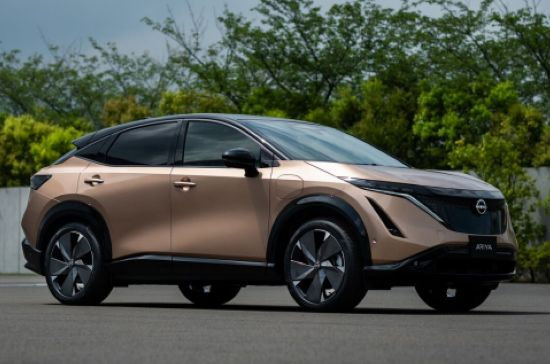 Bild von Nissan Ariya