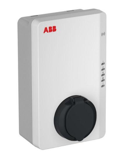 Bild von ABB Terra AC 22kW RFID 4G Typ 2 Buchse