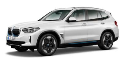 Bild von BMW iX3