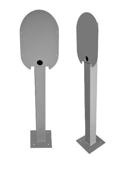 Bild von Ratio Electric Standsäule für eine Ladestation