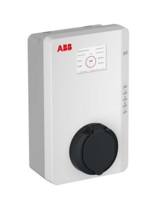 Bild von ABB Terra AC 22kW RFID 4G MID-Zähler Typ 2 Buchse